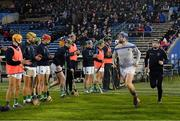 25 January 2020; Tipperary captain Jason Forde leads his team out to a guard of honour from the Limerick squad prior to the Allianz Hurling League Division 1 Group A Round 1 match between Tipperary and Limerick at Semple Stadium in Thurles, Tipperary. Photo by Diarmuid Greene/Sportsfile
