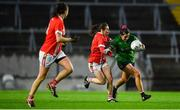 25 January 2020; Lucy Power of Westmeath in action against Melissa Duggan of Cork during the 2020 Lidl Ladies National Football League Division 1 Round 1 match between Cork and Westmeath at Páirc Ui Chaoimh in Cork. Photo by David Fitzgerald/Sportsfile