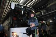 25 January 2020; David Clifford of Kerry arrives prior to the Allianz Football League Division 1 Round 1 match between Dublin and Kerry at Croke Park in Dublin. Photo by Ramsey Cardy/Sportsfile