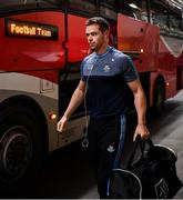 25 January 2020; Dean Rock of Dublin arrives for the Allianz Football League Division 1 Round 1 match between Dublin and Kerry at Croke Park in Dublin. Photo by Ray McManus/Sportsfile