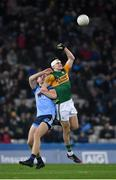 25 January 2020; Seán O'Shea of Kerry and Brian Fenton of Dublin during the Allianz Football League Division 1 Round 1 match between Dublin and Kerry at Croke Park in Dublin. Photo by Ramsey Cardy/Sportsfile