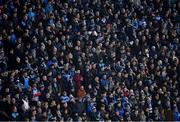 25 January 2020; Predominately Dublin supporters on Hill 16 during the Allianz Football League Division 1 Round 1 match between Dublin and Kerry at Croke Park in Dublin. Photo by Ray McManus/Sportsfile