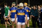 25 January 2020; Paul Flynn of Tipperary leaves the field after the Allianz Hurling League Division 1 Group A Round 1 match between Tipperary and Limerick at Semple Stadium in Thurles, Tipperary. Photo by Diarmuid Greene/Sportsfile
