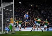 25 January 2020; Dean Rock of Dublin has a opportunity of a score during the Allianz Football League Division 1 Round 1 match between Dublin and Kerry at Croke Park in Dublin. Photo by Ramsey Cardy/Sportsfile