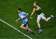 25 January 2020; James McCarthy of Dublin in action against Tommy Walsh of Kerry during the Allianz Football League Division 1 Round 1 match between Dublin and Kerry at Croke Park in Dublin. Photo by Ray McManus/Sportsfile