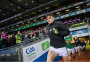 25 January 2020; Seán O'Shea of Kerry ahead of the Allianz Football League Division 1 Round 1 match between Dublin and Kerry at Croke Park in Dublin. Photo by Ramsey Cardy/Sportsfile