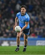 25 January 2020; Eric Lowndes of Dublin during the Allianz Football League Division 1 Round 1 match between Dublin and Kerry at Croke Park in Dublin. Photo by Ramsey Cardy/Sportsfile