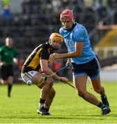 26 January 2020; Billy Ryan of Kilkenny in action against Eoghan O'Donnell of Dublin during the Allianz Hurling League Division 1 Group B Round 1 match between Kilkenny and Dublin at UPMC Nowlan Park in Kilkenny. Photo by Ray McManus/Sportsfile
