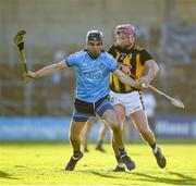 26 January 2020; Danny Sutcliffe of Dublin in action against Ciaran Wallace of Kilkenny during the Allianz Hurling League Division 1 Group B Round 1 match between Kilkenny and Dublin at UPMC Nowlan Park in Kilkenny. Photo by Ray McManus/Sportsfile