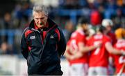 26 January 2020; Cork manager Kieran Kingston prior to the Allianz Hurling League Division 1 Group A Round 1 match between Waterford and Cork at Walsh Park in Waterford. Photo by David Fitzgerald/Sportsfile