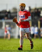 26 January 2020; Niall O'Leary of Cork during the Allianz Hurling League Division 1 Group A Round 1 match between Waterford and Cork at Walsh Park in Waterford. Photo by David Fitzgerald/Sportsfile