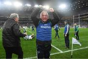25 January 2020; Oughterard manager Tommy Finnerty following the AIB GAA Football All-Ireland Intermediate Club Championship Final match between Magheracloone and Oughterard at Croke Park in Dublin. Photo by Ramsey Cardy/Sportsfile