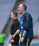 25 January 2020; Rathgarogue-Cushinstown manager James Bolger during the AIB GAA Football All-Ireland Junior Club Championship Final match between Na Gaeil and Rathgarogue-Cushinstown at Croke Park in Dublin. Photo by Ramsey Cardy/Sportsfile