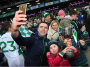 25 January 2020; Na Gaeil manager Donal Rooney following the AIB GAA Football All-Ireland Junior Club Championship Final match between Na Gaeil and Rathgarogue-Cushinstown at Croke Park in Dublin. Photo by Ramsey Cardy/Sportsfile