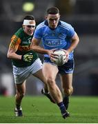 25 January 2020; Brian Fenton of Dublin and Seán O'Shea of Kerry during the Allianz Football League Division 1 Round 1 match between Dublin and Kerry at Croke Park in Dublin. Photo by Ben McShane/Sportsfile