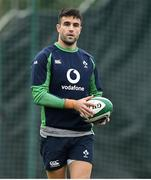28 January 2020; Conor Murray during Ireland Rugby squad training at The Campus in Quinta da Lago, Portugal. Photo by Brendan Moran/Sportsfile