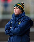 26 January 2020; Meath manager Andy McEntee during the Allianz Football League Division 1 Round 1 match between Tyrone and Meath at Healy Park in Omagh, Tyrone. Photo by Oliver McVeigh/Sportsfile