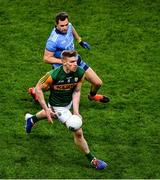 25 January 2020; Tommy Walsh of Kerry in action against Dean Rock of Dublin during the Allianz Football League Division 1 Round 1 match between Dublin and Kerry at Croke Park in Dublin. Photo by Ray McManus/Sportsfile