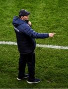 25 January 2020; Dublin manager Dessie Farrell during the Allianz Football League Division 1 Round 1 match between Dublin and Kerry at Croke Park in Dublin. Photo by Ray McManus/Sportsfile