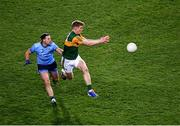 25 January 2020; Tommy Walsh of Kerry in action against Philly McMahon of Dublin during the Allianz Football League Division 1 Round 1 match between Dublin and Kerry at Croke Park in Dublin. Photo by Ray McManus/Sportsfile