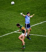 25 January 2020; David Byrne of Dublin in action against David Clifford of Kerry during the Allianz Football League Division 1 Round 1 match between Dublin and Kerry at Croke Park in Dublin. Photo by Ray McManus/Sportsfile