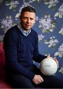 29 January 2020; Gourmet Food Parlour is celebrating the passion of Ladies Footballers to mark the launch of the 2020 GFP Ladies HEC Third Level Championships. In attendance at the launch is former Kerry footballer and GFP ambassador Tomás O Sé. Photo by David Fitzgerald/Sportsfile