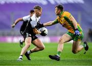 19 January 2020; Jerome Johnston of Kilcoo in action against Liam Silke of Corofin during the AIB GAA Football All-Ireland Senior Club Championship Final between Corofin and Kilcoo at Croke Park in Dublin. Photo by Seb Daly/Sportsfile
