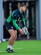 30 January 2020; Ross Byrne during Ireland Rugby squad training at the IRFU High Performance Centre in Abbotstown, Dublin. Photo by Brendan Moran/Sportsfile