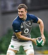 31 January 2020; Josh van der Flier during the Ireland Rugby captain's run at the Aviva Stadium in Dublin. Photo by Ramsey Cardy/Sportsfile