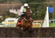1 February 2020; Chacun Pour Soi, with Paul Townend up, jump the last on their way to winning The Ladbrokes Dublin Steeplechase during Day One of the Dublin Racing Festival at Leopardstown Racecourse in Dublin. Photo by Matt Browne/Sportsfile
