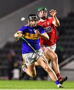 1 February 2020; Alan Flynn of Tipperary in action against Seamus Harnedy of Cork during the Allianz Hurling League Division 1 Group A Round 2 match between Cork and Tipperary at Páirc Uí Chaoimh in Cork. Photo by Eóin Noonan/Sportsfile