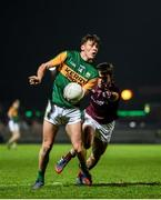1 February 2020; David Clifford of Kerry in action against Cillian McDaid of Galway during the Allianz Football League Division 1 Round 2 match between Kerry and Galway at Austin Stack Park in Tralee, Kerry. Photo by Diarmuid Greene/Sportsfile