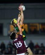 1 February 2020; Tommy Walsh of Kerry in action against Sean Kelly of Galway during the Allianz Football League Division 1 Round 2 match between Kerry and Galway at Austin Stack Park in Tralee, Kerry. Photo by Diarmuid Greene/Sportsfile