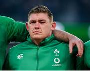 1 February 2020; Tadhg Furlong of Ireland during the Guinness Six Nations Rugby Championship match between Ireland and Scotland at the Aviva Stadium in Dublin. Photo by Seb Daly/Sportsfile