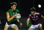 1 February 2020; David Clifford of Kerry in action against John Daly of Galway during the Allianz Football League Division 1 Round 2 match between Kerry and Galway at Austin Stack Park in Tralee, Kerry. Photo by Diarmuid Greene/Sportsfile