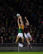 1 February 2020; Diarmuid O'Connor of Kerry in action against Cein D'Arcy of Galway during the Allianz Football League Division 1 Round 2 match between Kerry and Galway at Austin Stack Park in Tralee, Kerry. Photo by Diarmuid Greene/Sportsfile