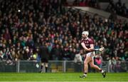 2 February 2020; Joe Canning of Galway scores a free during the Allianz Hurling League Division 1 Group A Round 2 match between Limerick and Galway at LIT Gaelic Grounds in Limerick. Photo by Diarmuid Greene/Sportsfile