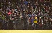 2 February 2020; Meath manager Andy McEntee during the Allianz Football League Division 1 Round 2 match between Meath and Donegal at Páirc Tailteann in Navan, Meath. Photo by Daire Brennan/Sportsfile