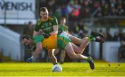 2 February 2020; Michael Murphy of Donegal in action against Conor McGill of Meath during the Allianz Football League Division 1 Round 2 match between Meath and Donegal at Páirc Tailteann in Navan, Meath. Photo by Daire Brennan/Sportsfile