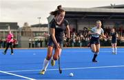 2 February 2020; Robin McLoughlin of Loreto Beaufort during the Leinster Hockey Schoolgirls Senior Cup Final match between Newpark Comprehensive and Loreto Beaufort at the National Hockey Stadium in UCD, Dublin. Photo by Sam Barnes/Sportsfile