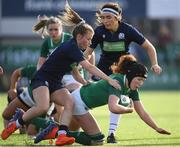 2 February 2020; Aoife McDermott of Ireland during the Women's Six Nations Rugby Championship match between Ireland and Scotland at Energia Park in Donnybrook, Dublin. Photo by Ramsey Cardy/Sportsfile