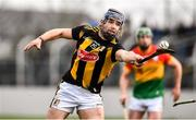 2 February 2020; Ger Aylward of Kilkenny during the Allianz Hurling League Division 1 Group B Round 2 match between Carlow and Kilkenny at Netwatch Cullen Park in Carlow. Photo by David Fitzgerald/Sportsfile