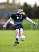 2 February 2020; Rory Beggan of Monaghan during the Allianz Football League Division 1 Round 2 match between Monaghan and Tyrone at St. Mary's Park in ?Castleblayney, Monaghan. Photo by Oliver McVeigh/Sportsfile