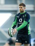 4 February 2020; Ross Byrne during Ireland Rugby squad training at the IRFU High Performance Centre at the Sport Ireland Campus in Dublin. Photo by Ramsey Cardy/Sportsfile