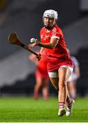 1 February 2020; Lauren Homan of Cork during the Littlewoods Ireland National Camogie League Division 1 match between Cork and Waterford at Páirc Uí Chaoimh in Cork. Photo by Eóin Noonan/Sportsfile