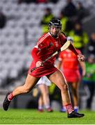 1 February 2020; Amy O'Connor of Cork during the Littlewoods Ireland National Camogie League Division 1 match between Cork and Waterford at Páirc Uí Chaoimh in Cork. Photo by Eóin Noonan/Sportsfile