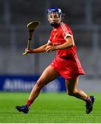 1 February 2020; Orla Cronin of Cork during the Littlewoods Ireland National Camogie League Division 1 match between Cork and Waterford at Páirc Uí Chaoimh in Cork. Photo by Eóin Noonan/Sportsfile