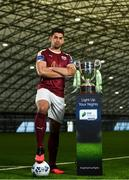 5 February 2020; Galway United's Joshua Smith during the launch of the 2020 SSE Airtricity League season at the Sport Ireland National Indoor Arena in Dublin. Photo by Harry Murphy/Sportsfile