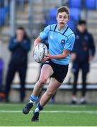 3 February 2020; Jules Fenelon of St Michael's College during the Bank of Ireland Leinster Schools Junior Cup First Round match between St Michael's College and Belvedere College at Energia Park in Donnybrook, Dublin. Photo by Piaras Ó Mídheach/Sportsfile