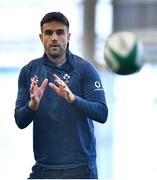 6 February 2020; Conor Murray during Ireland Rugby squad training at the IRFU High Performance Centre at the Sport Ireland Campus in Dublin. Photo by Brendan Moran/Sportsfile